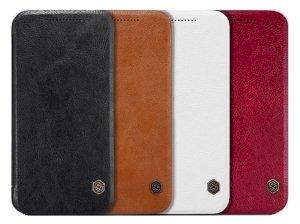 کیف چرمی نیلکین موتورولا Nillkin Qin Leather Case Motorola Moto G4 Plus