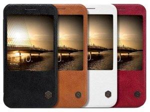 کیف چرمی نیلکین هواوی Nillkin Qin Leather Case Huawei G8