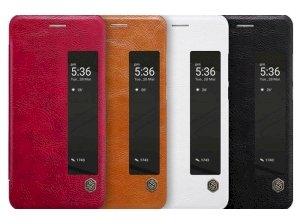 کیف چرمی نیلکین هواوی Nillkin Qin Leather Case Huawei P10
