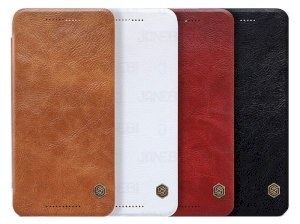 کیف چرمی نیلکین هواوی Nillkin Qin Leather Case Huawei Nexus 6P