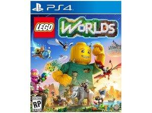 بازی پلی استیشن Lego Worlds PS4 Game