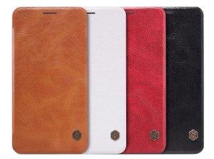 کیف چرمی نیلکین ایسوس Nillkin Qin Leather Case Asus Zenfone 2