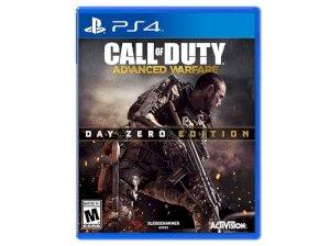 بازی پلی استیشن Call Of Duty Advanced Warfare PS4 Game