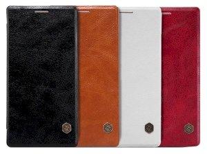 کیف چرمی نیلکین هواوی Nillkin Qin Leather Case Huawei P8