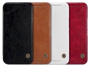 کیف چرمی نیلکین اچ تی سی Nillkin Qin Leather Case HTC One M9