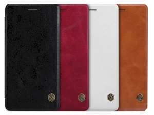 کیف چرمی نیلکین شیائومی Nillkin Qin Leather Case Xiaomi Redmi Note