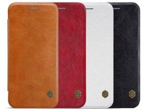 کیف چرمی نیلکین گوگل Nillkin Qin Leather Case Google Pixel XL