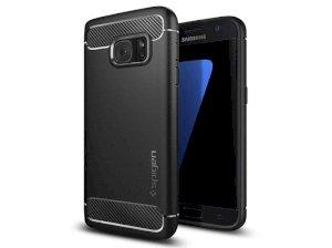 محافظ ژله ای اسپیگن سامسونگ Spigen Rugged Armor Case Samsung Galaxy S7