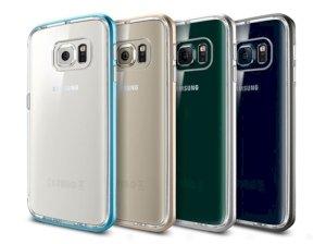 قاب محافظ اسپیگن سامسونگ Spigen Neo Hybrid CC Case Samsung Galaxy S6 Edge