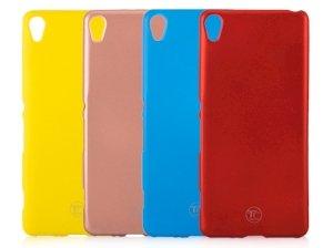 محافظ ژله ای سیلیکونی سونی TT Sborn TPU Case Sony Xperia XA