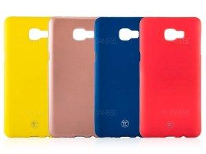 محافظ ژله ای سیلیکونی سامسونگ TT Sborn TPU Case Samsung Galaxy C9 Pro