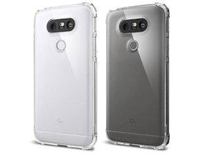 قاب محافظ اسپیگن ال جی Spigen Crystal Shell Case LG G5