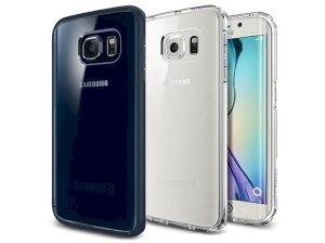 قاب محافظ اسپیگن سامسونگ Spigen Ultra Hybrid Case Samsung Galaxy S6 Edge