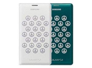 کیف محافظ اصلی سامسونگ Samsung Galaxy S5 Moschino Flip Wallet