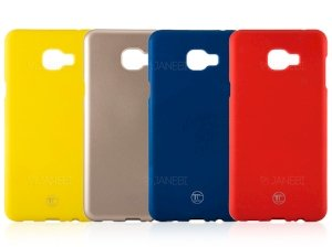 محافظ ژله ای سیلیکونی سامسونگ TT Sborn TPU Case Samsung Galaxy C7
