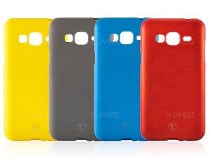 محافظ ژله ای سیلیکونی سامسونگ TT Sborn TPU Case Samsung Galaxy J3