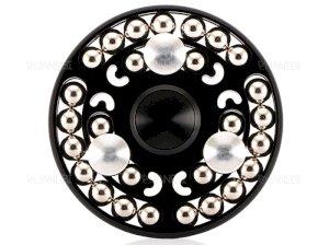 اسپینر فلزی چرخی ساچمهای Fidget Spinner Metal Shotguns Wheel