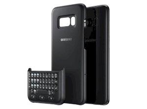 کاور اصلی کیبورد دار سامسونگ Samsung Keyboard Cover Galaxy S8