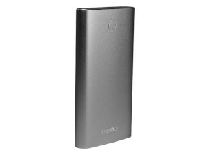 پاور بانک انرژیا Energea Alupac Frosted Jet Black Edition 10000mAh Power Bank