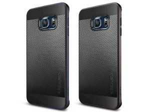 قاب محافظ اسپیگن سامسونگ Spigen Neo Hybrid Carbon Case Samsung Galaxy S6 Edge Plus