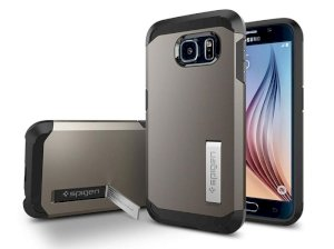 قاب محافظ اسپیگن سامسونگ Spigen Tough Armor Case Samsung Galaxy S6