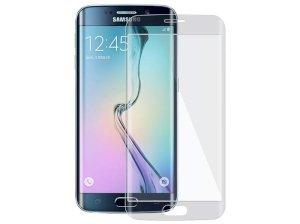 محافظ صفحه نمایش شیشه ای سامسونگ تمام صفحه Glass Full Screen Samsung S6 Edge