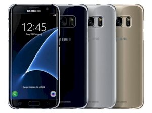قاب محافظ سامسونگ Samsung Galaxy S7 Edge Clear Cover