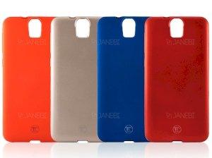 محافظ ژله ای سیلیکونی اچ تی سی TT Sborn TPU Case HTC One E9 plus