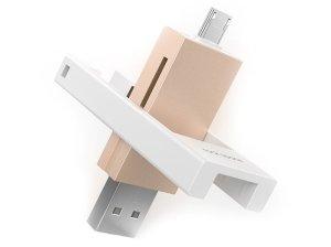 فلش مموری و رم ریدر راک Rock Micro OTG Flash Drive 32GB