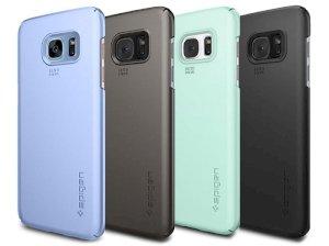 قاب محافظ اسپیگن سامسونگ Spigen Thin Fit Case Samsung Galaxy S7 Edge