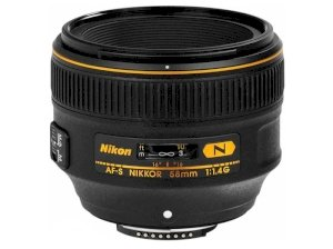 لنز دوربین نیکون Nikon AF-S NIKKOR 58mm f/1.4G