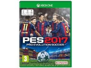 بازی ایکس باکس وان PES 2017 Xbox One Game