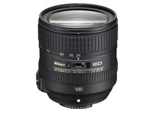 لنز دوربین نیکون AF-S NIKKOR 24-85mm f/3.5-4.5G ED VR
