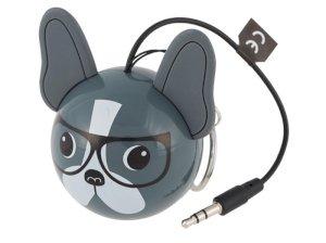 اسپیکر مای دودلز طرح سگ فرانسوی My Doodles French Bulldog Speaker