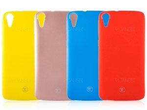 محافظ ژله ای سیلیکونی اچ تی سی TT Sborn TPU Case HTC Desire 828