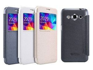 کیف نیلکین سامسونگ Nillkin Sparkle Case Samsung Galaxy Core Max