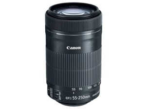 لنز دوربین کانن Canon EF-S 55-250mm f/4-5.6 IS STM