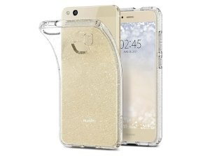 محافظ ژله ای اسپیگن هواوی Spigen Liquid Crystal Glitter Case Huawei P10 Lite
