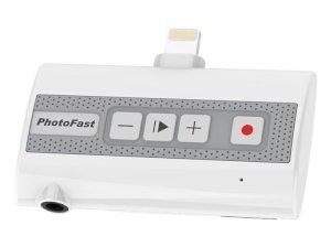 ضبط تماس لایتنینگ فتوفست PhotoFast Call Recorder