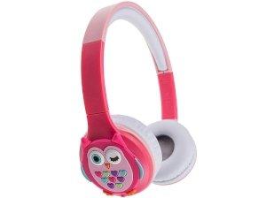 هدفون بلوتوث مای دودلز طرح جغد My Doodles Owl Bluetooth Headphone