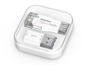 کارت خوان 4 سر تایپ سی فتوفست PhotoFast iType-C Reader iOS MicroSD Card Reader