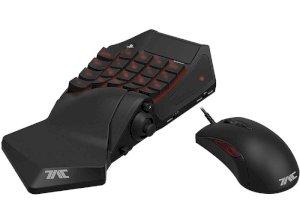 ست موس و کیبورد گیمینگ پلی استیشن Hori Tactical Keypad And Mouse Controller PS4 & PS3