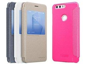 کیف نیلکین هواوی Nillkin Sparkle Leather Case Huawei Honor 8