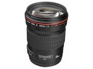 لنز دوربین کانن Canon EF 135mm f/2L USM