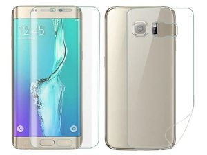 محافظ صفحه نمایش ضد ضربه پشت و رو سامسونگ Bestsuit UC Screen Guard Samsung S6 Edge