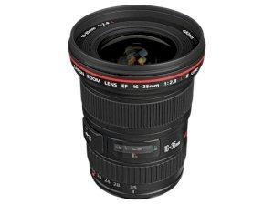لنز دوربین کانن Canon EF 16-35mm f/2.8L II USM