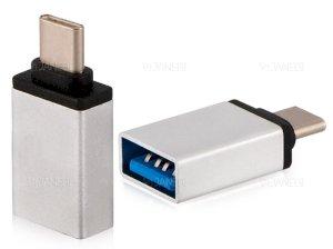 مبدل تایپ سی به یو اس بی OTG Type C to USB Converter