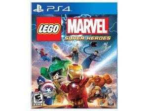 بازی پلی استیشن Lego Marvel Super Heroes PS4 Game
