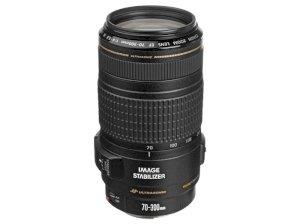 لنز دوربین کانن Canon EF 70-300mm f/4-5.6 IS USM