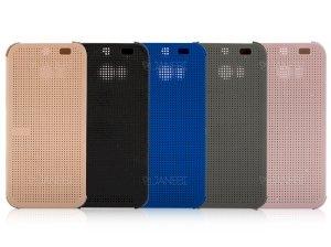 کیف هوشمند اچ تی سی Dot View Cover HTC One M8